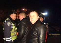 Пьяные мажоры угрожали ГАИ Киева вызвать Кличко на помощь