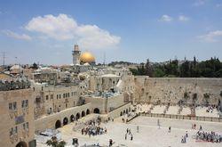 Израиль ограничил вход в Старый город Иерусалима
