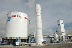 Французская компания Air Liquide закрылась в Енакиево из-за «национализации»