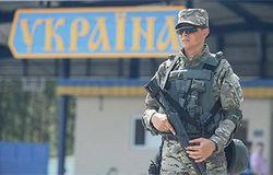 Украинв вводит биометрический контроль на границе