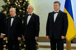 Новогоднее настроение украинской власти