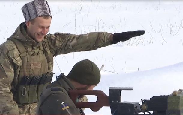 Украинские войска заняли новые позиции наЛуганщине