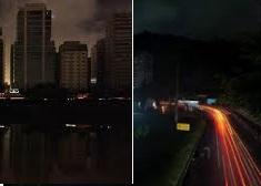 Из-за короткого замыкания в Бразилии произошел «конец света»