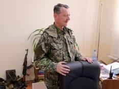 Стрелок-Гиркин утверждает, что на стороне украинских силовиков воюют поляки