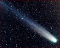 Открыта новая комета, орбита которой лежит между Юпитером и Марсом