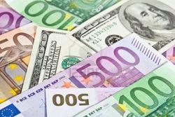 Продолжился умеренный рост пары евро/доллар