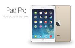 iPad Pro станет обладателем упрощенной версии OS X