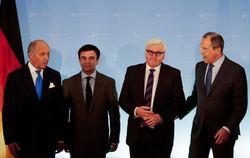 DW: в Берлине искали пути выхода из украинского кризиса
