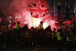 В Шотландии за беспорядки задержали националистов и сепаратистов