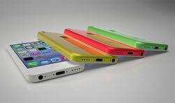 В Россию iPhone 5C и 5S приедут только в ноябре