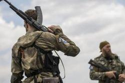 Террористы в Донецке устроили повальные проверки документов