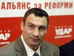 """Кличко емко  выразил стратегию Украины: """"ассоциацию не  желает, губерантором не хочет"""""""