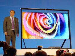 Телевизоры Samsung с Ultra HD разрешением приехали в Россию