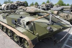 Российский военный транспортный самолет «потерял» БМД