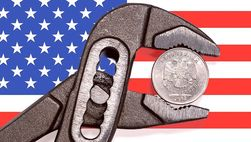 Рубль испугался новых санкций США против госбанков
