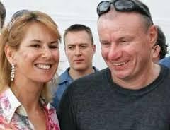 Бывшая жена Потанина рассчитывает на 2,5 млрд. рублей после развода