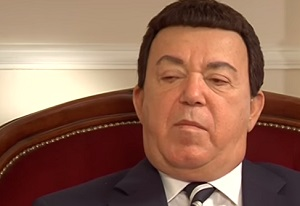Дуэт Кобзона и Януковича