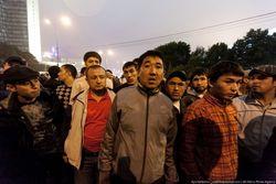 Узбеков в подмосковном Пушкино выгоняют с работы
