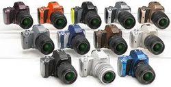 Ricoh Imaging Company представили новый компактный фотоаппарат Pentax K-S1
