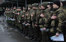 В Украине больше патриотов, готовых защищать родину, чем в России