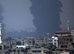 В ходе АТО в Израиле разбомблена единственная в Газе электростанция