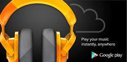 Google объявила о запуске музыкального сервиса Play Music в Украине