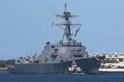 Сигнал для врагов: США приняли на вооружение новый ракетный эсминец