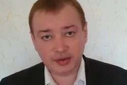 За месяц до гибели актер Мальцев записал обращение к Путину