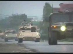 Войска России движутся по Запорожской области – СМИ