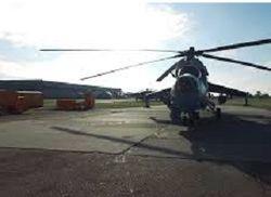 Вертолет украинских силовиков сбили в ходе перестрелки в Донецке - СМИ
