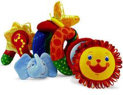 35 ведущих брендов и продавцов детских игрушек в июле 2014г. в Интернете