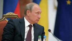 Путин изложил тезисы своего плана стабилизации ситуации в Украине