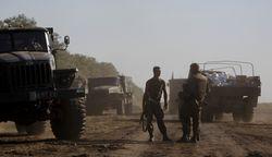 Бойцы АТО под Иловайском захватили еще одну группу российских солдат