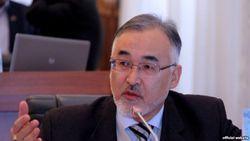 Депутат киргизского парламента разорвал израильский флаг