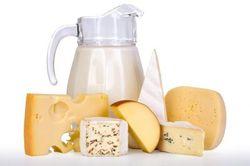 Украинское молоко попало под тотальный запрет в России