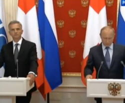Речь Путина вызвала критику россиян и несогласие лидеров ДНР