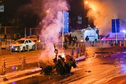 Теракт в центре Стамбула унес жизни 27 полицейских и 2 гражданских лиц