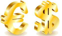 Курс евро снизился к доллару на Forex до 1.3775