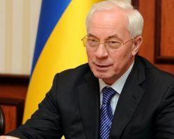 Азаров Освещение событий на Украине однобоко из-за контроля СМИ олигархами