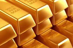 За третий квартал мировой спрос на золото сократился на 37 процентов