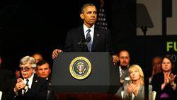 Из-за Сирии рейтинг Обамы стремительно падает