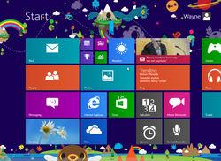 Плиточный дизайн Microsoft более не актуален
