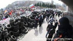 Донецк: сценарий госпереворота на фоне апатии населения