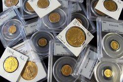 Россияне стали больше инвестировать в золотые монеты