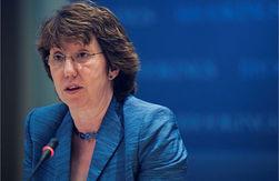 Эштон: ЕС встревожено возможным введением чрезвычайного положения в Украине