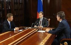 Медведев о поставках газа в Украину халява закончилась, платите