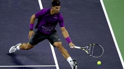 Хайтек-ракетка будет помогать теннисистам играть