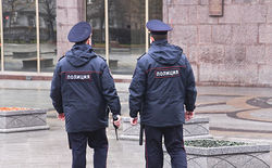 В Москве полиция задерживает участников одиночных пикетов