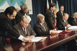 Зачем Россия открещивается от обязательств по Будапештскому меморандуму