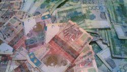 Курс тенге продолжает снижаться к швейцарскому франку